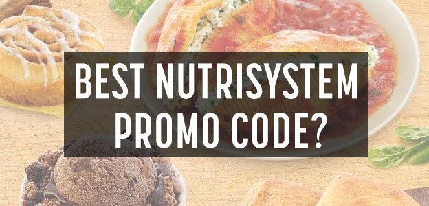 best promo code nutrisystem