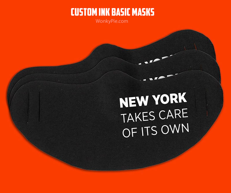 custom ink basic masks