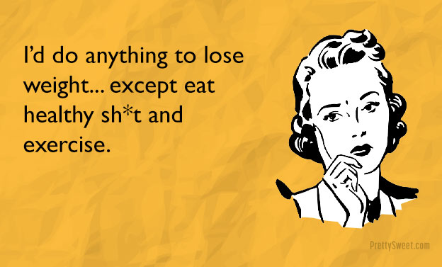 27 Funny Diet Quotes (+19 Weight Loss Memes!)