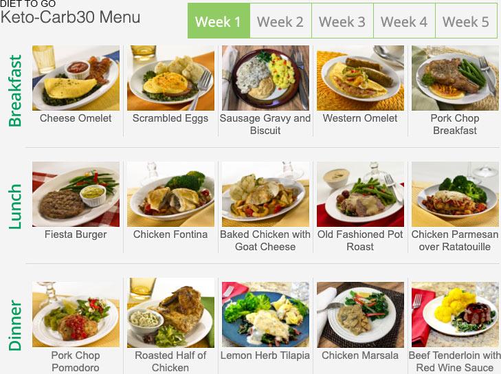 diet to go menu keto 1