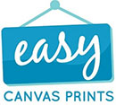 easy canvas prints logo