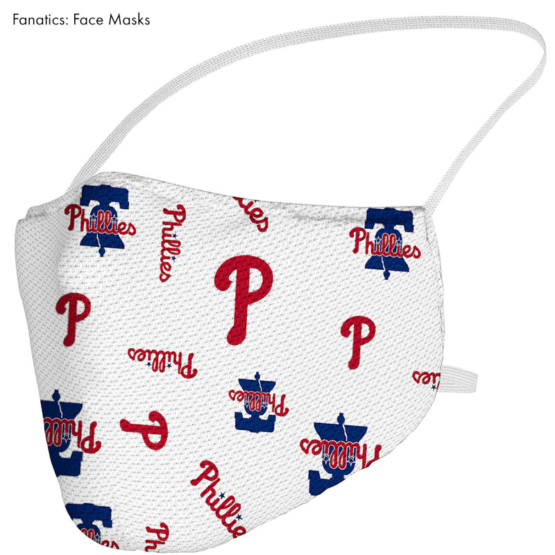 fanatics phillies mask no filter