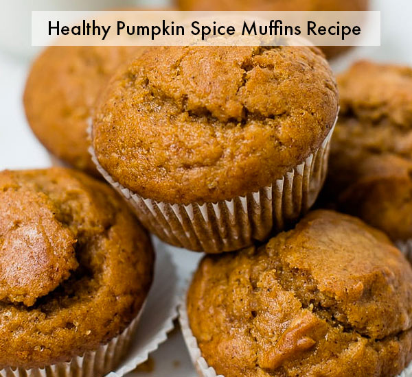 healthy pumpkin spice recipe