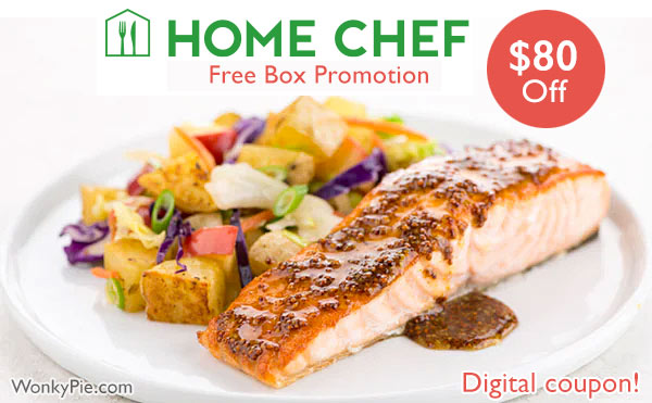 home chef digital coupon 80