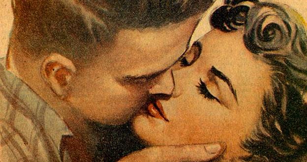 how kiss a girl retro
