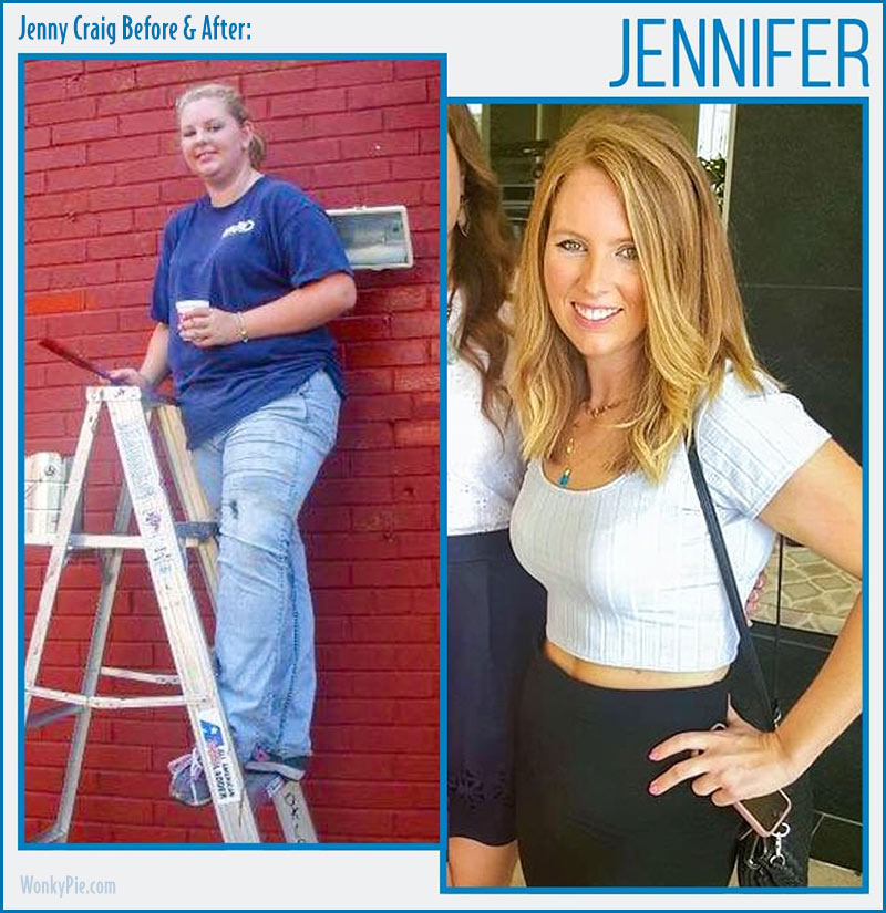 jenny craig before after photos jen
