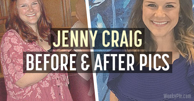 jenny craig before after pictures