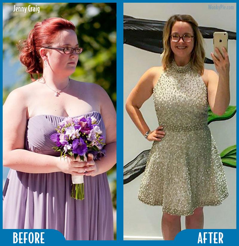 jenny craig transformation pics kathryn