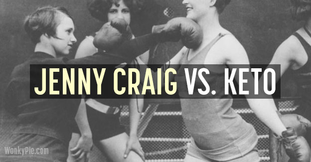 jenny craig vs keto