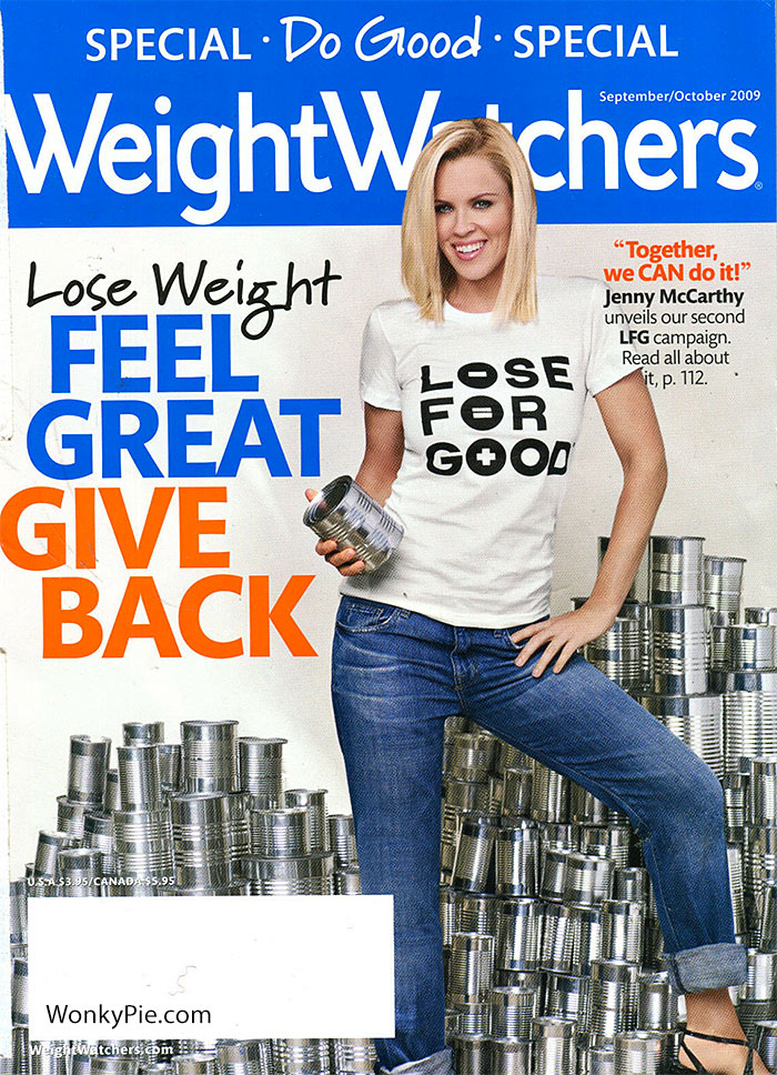 jenny mccarthy weight watchers magazine