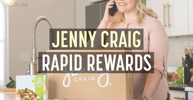 jenny craig rapid rewards review