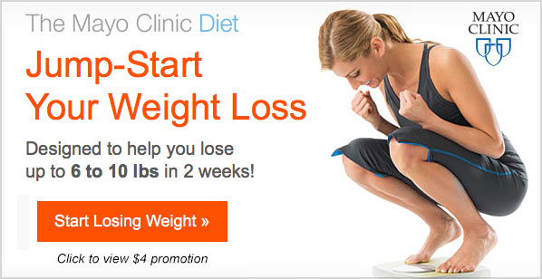 mayo clinic diet coupon