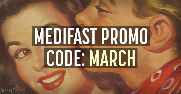 medifast promo code for march 2020