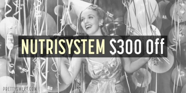 nutrisystem 300 off sale
