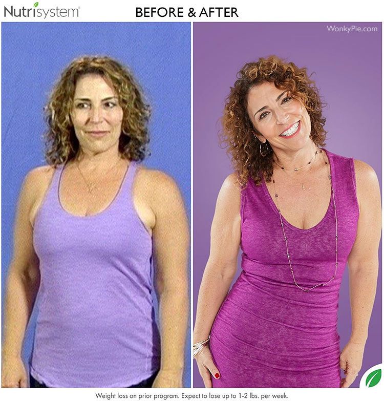 nutrisystem before and after pictures joy
