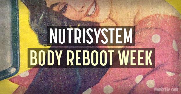 nutrisystem body reboot