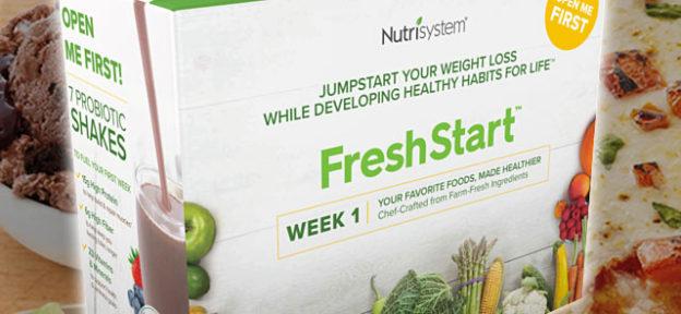 nutrisystem fresh start program