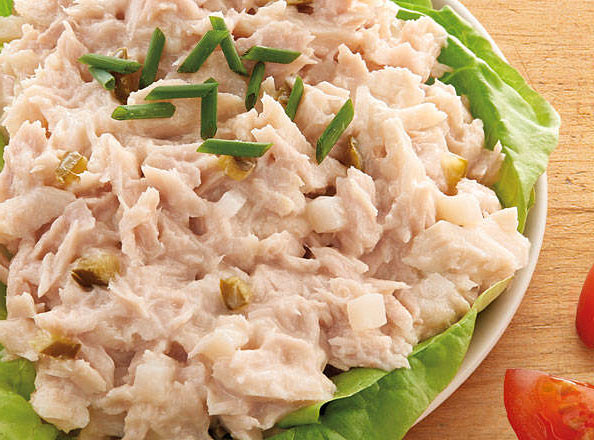 nutrisystem tuna salad