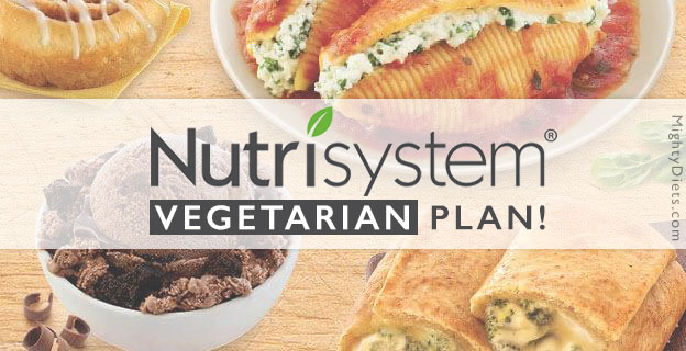nutrisystem vegetarian