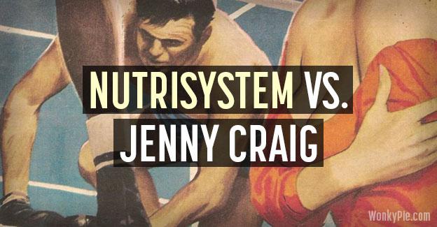 nutrisystem vs jenny craig
