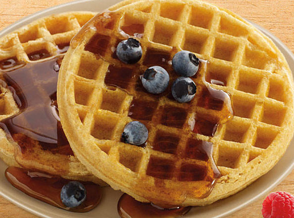 nutrisystem waffles