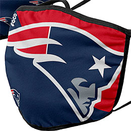 patriots mask with filter