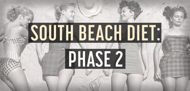 south beach diet phase 2