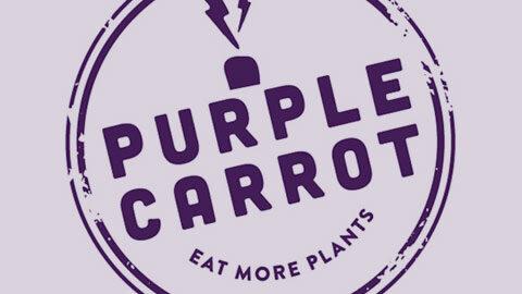 purple carrot coupon logo