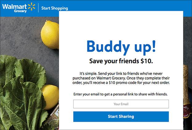 refer walmart coupon