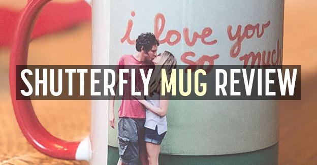 shutterfly mug review