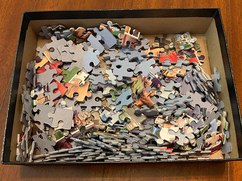 shutterfly puzzle box