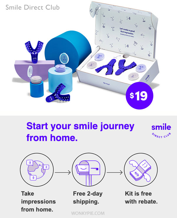 smile direct aligners coupon