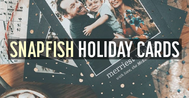 snapfish holiday cards review