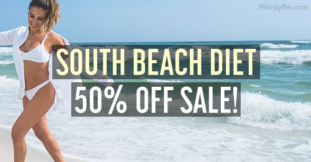 south beach diet 50 sale