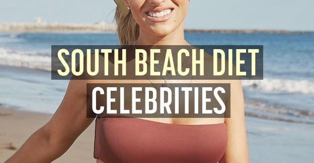 south beach diet celebrities