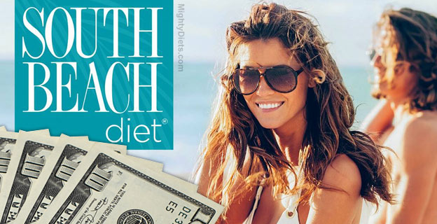 south beach diet cost