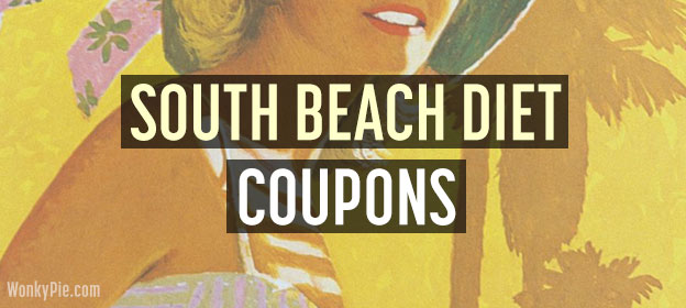 south beach diet coupons