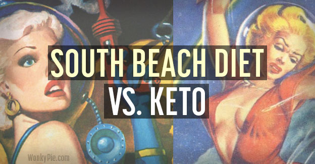 south beach diet vs keto
