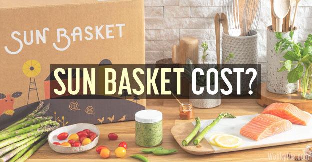 sun basket cost