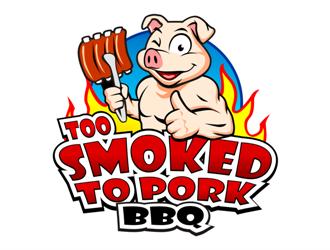 too smoked pork logo