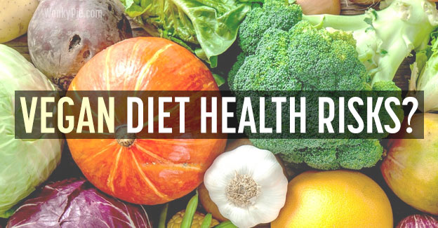 vegan diet health risks
