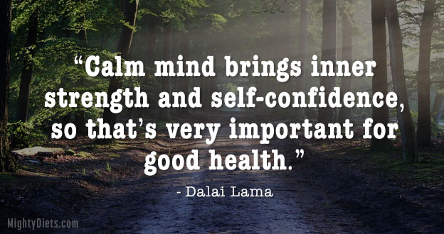 weight loss quote dalai lama