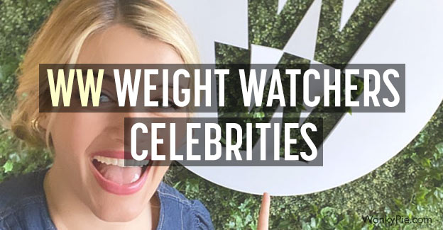 weight watchers celebrities