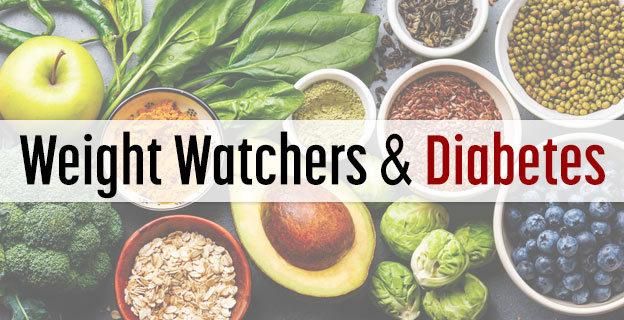 weight watchers diabetes work