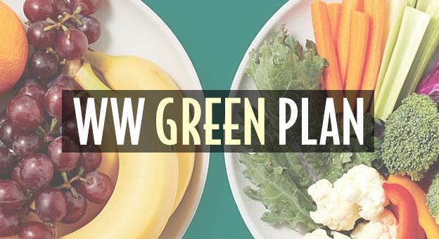 weight watchers green plan