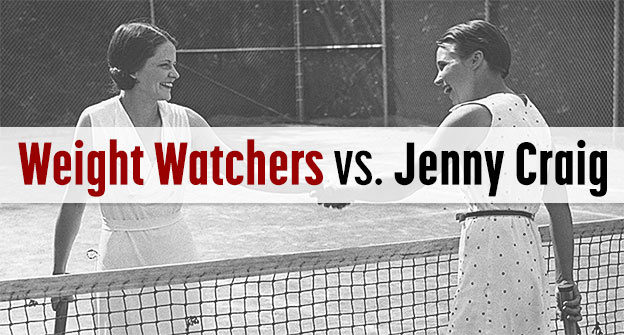 weight watchers vs jenny_craig
