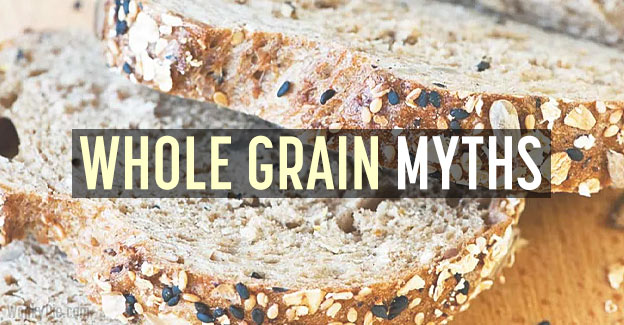 whole grain myths