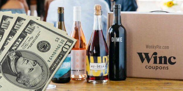 winc wine coupons