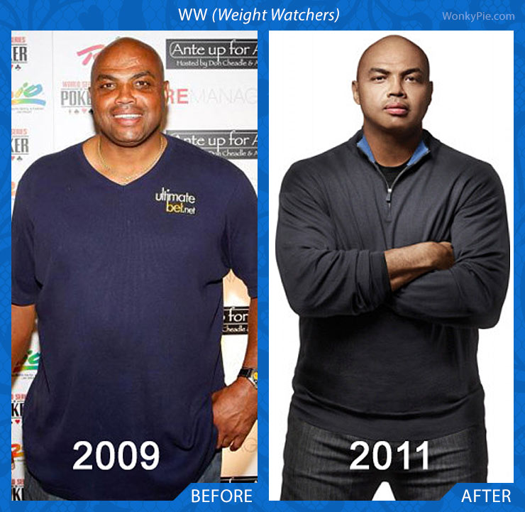 weight watchers charles barkley