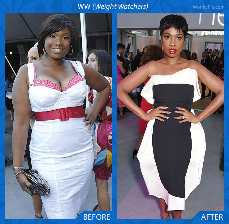 ww before after jennifer hudson